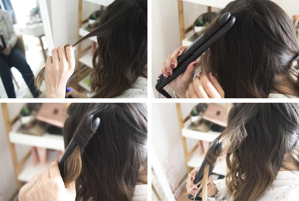 Comment boucler ses cheveux avec un fer à lisser