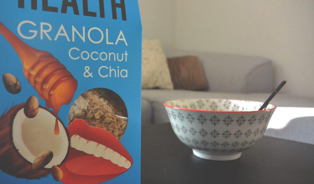 Rude healt Coconut & chia