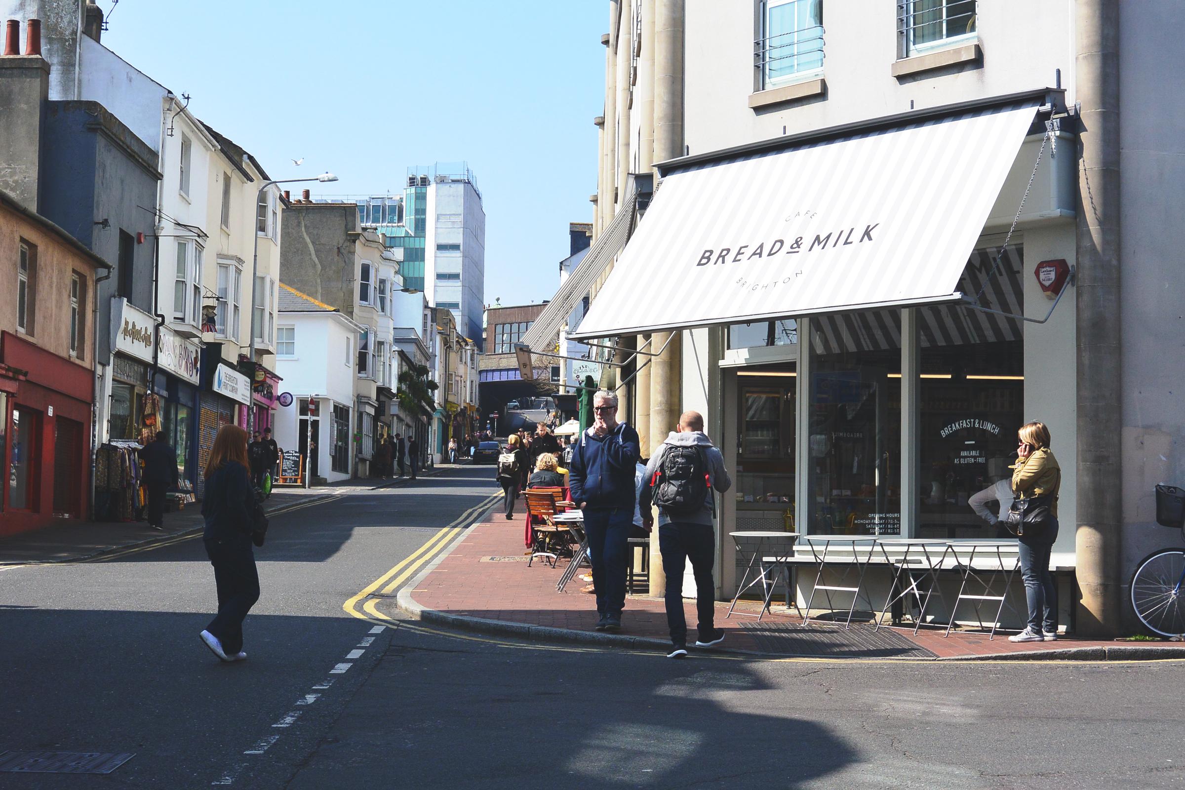 Les bonnes adresses pour manger à Brighton