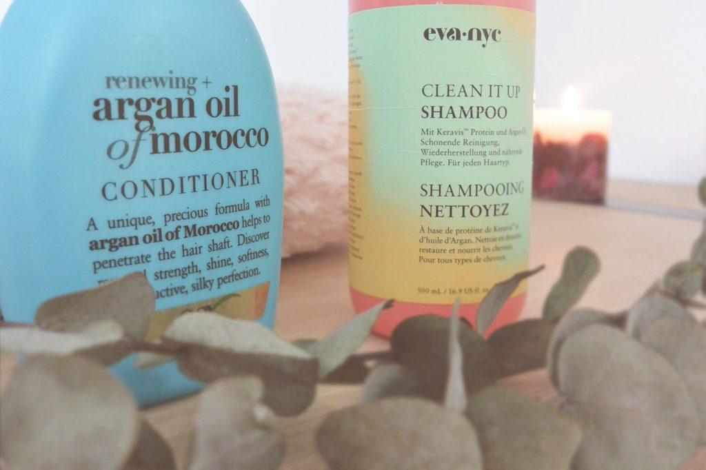 Shampoing eva nyc – apres-shampoins ogx