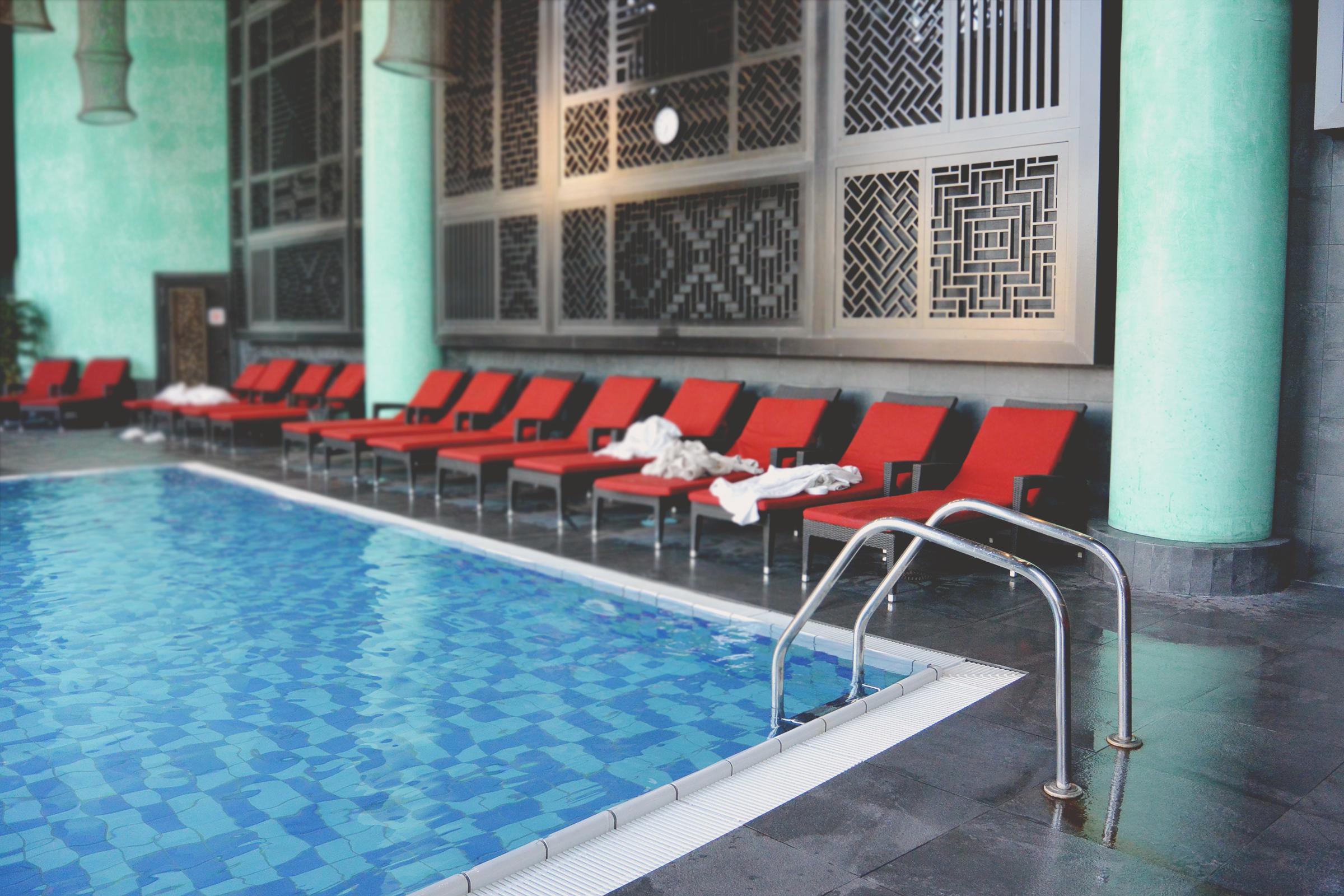 Un week-end spa au Hilton d'Evian-les-bains
