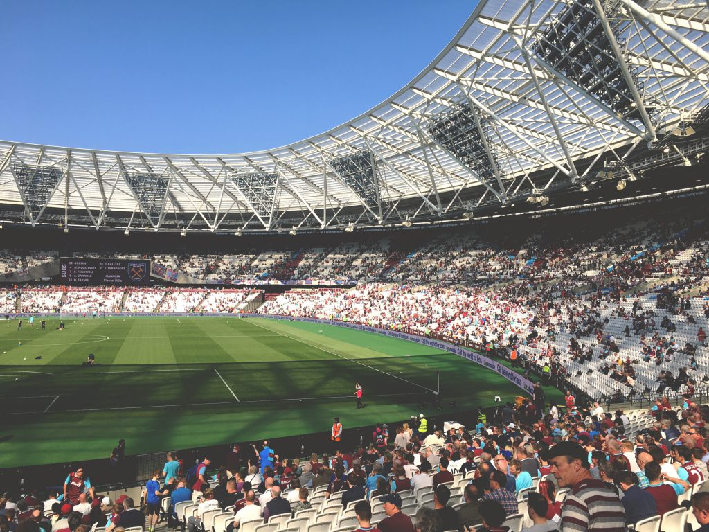 Stade olympique de west ham
