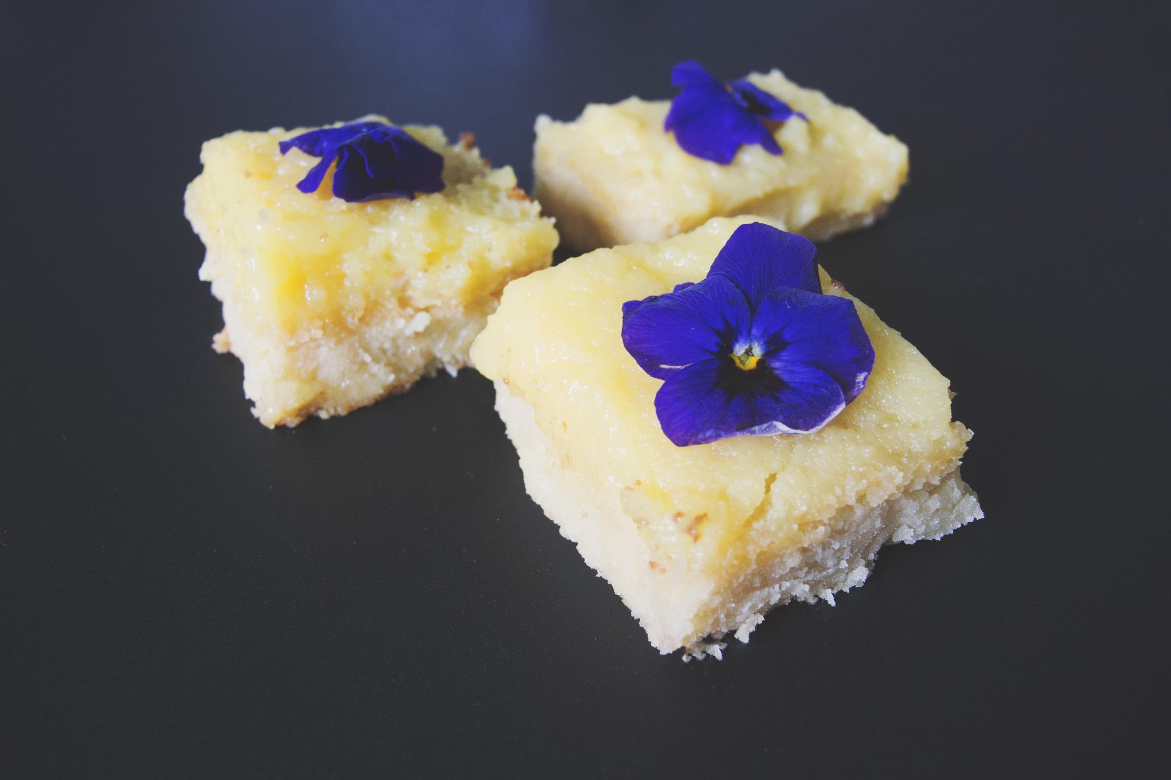 Lemon bars, la recette pour les accros au citron