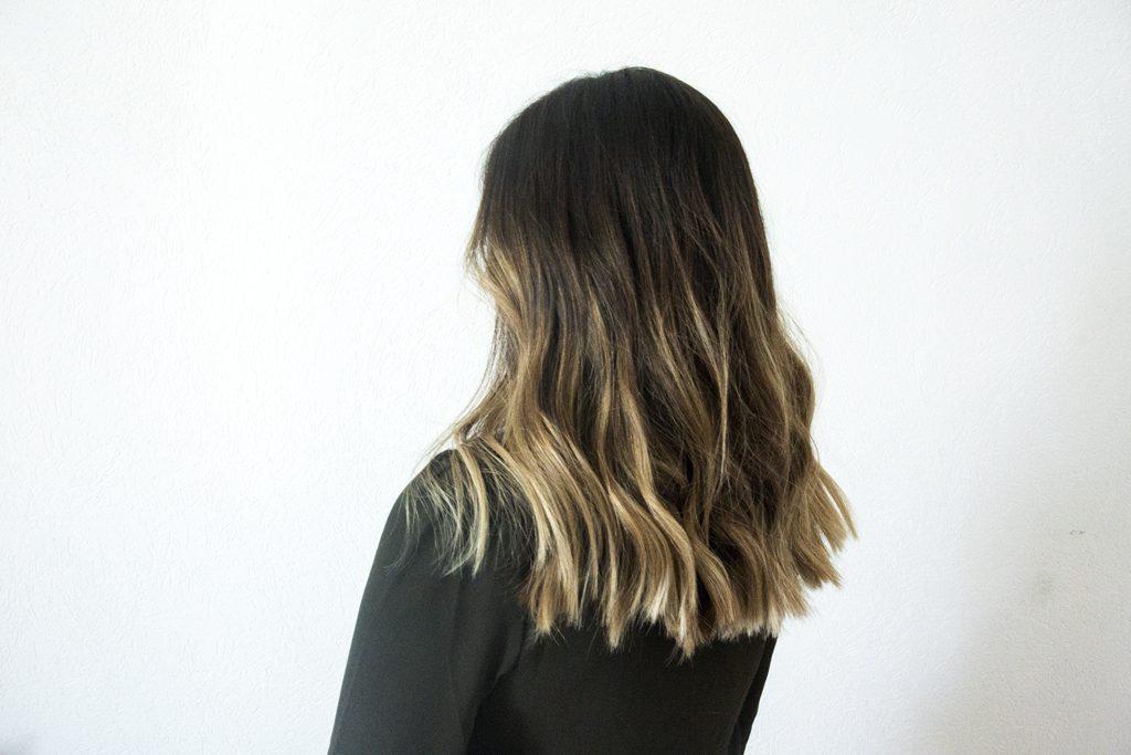 Cheveux après utilisation de Schwarkopf bonacure