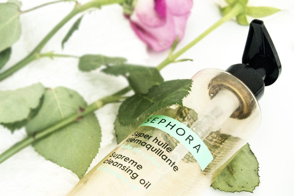 Sephora – Super huile démaquillante