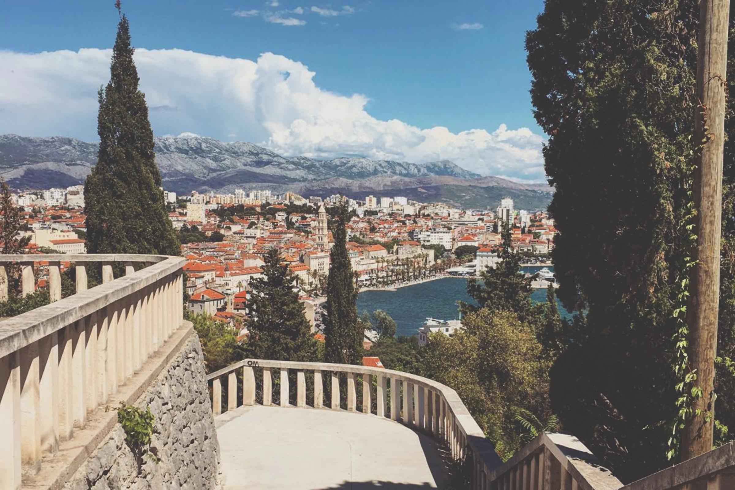 Sélection de 5 endroits à visiter à Split et environs