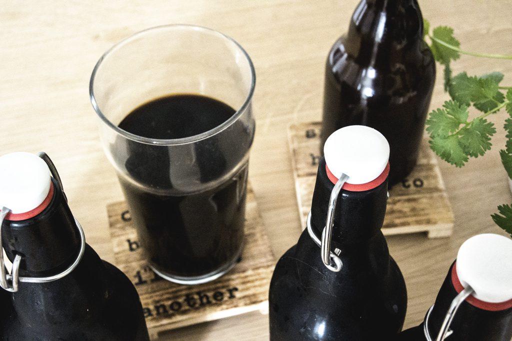 Brookly brew shop – bière noire