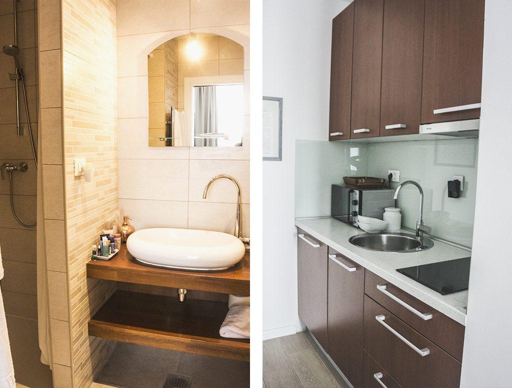 Cuisine et salle de bain – Studio No.81