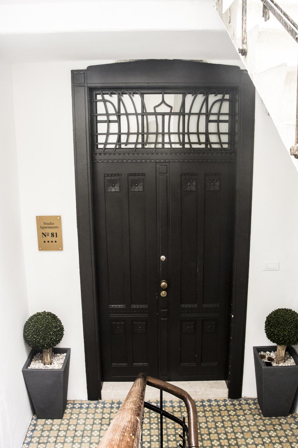 Entrée studio no. 81