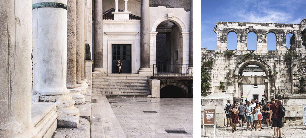 Vieille ville de Split