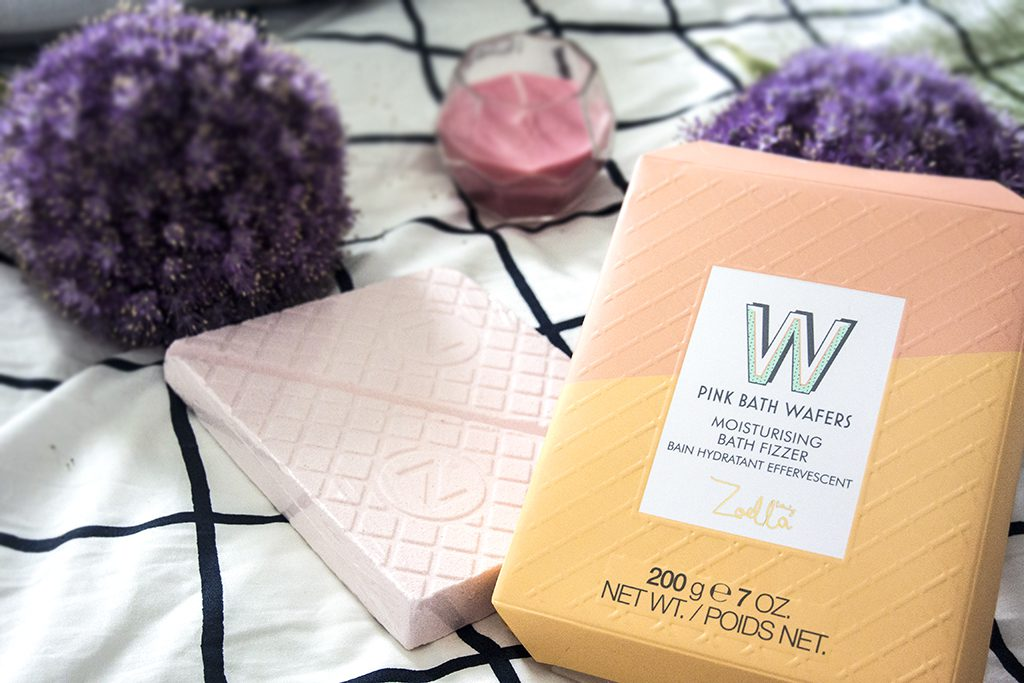 Bath Wafers – Zoella Jelly & Gelato
