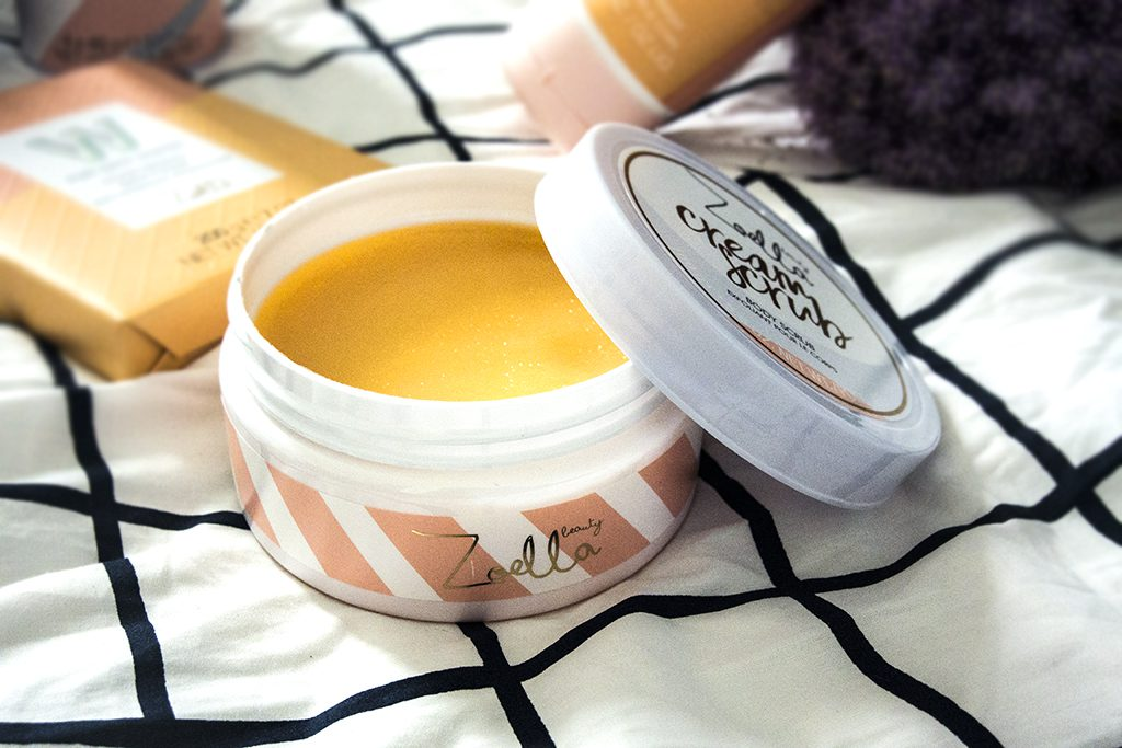 Cream Scrub – Jelly & Gelato