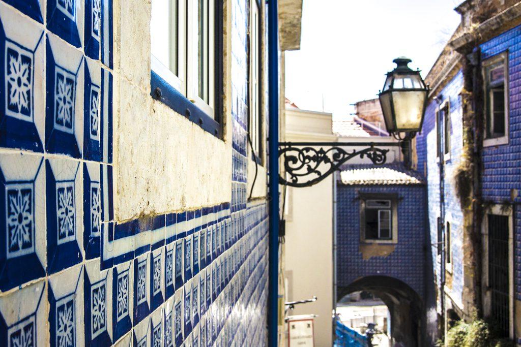 Mosaïque Lisbonne