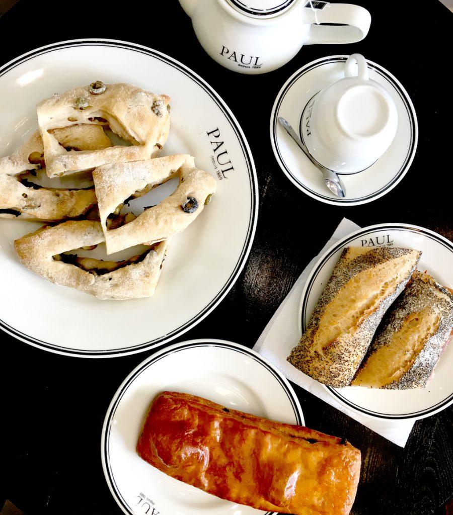 Petit déjeûner chez Paul Lisbonne
