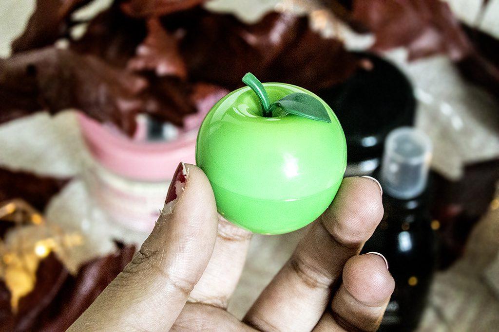 Tony Moly – Baume à lèvre pomme
