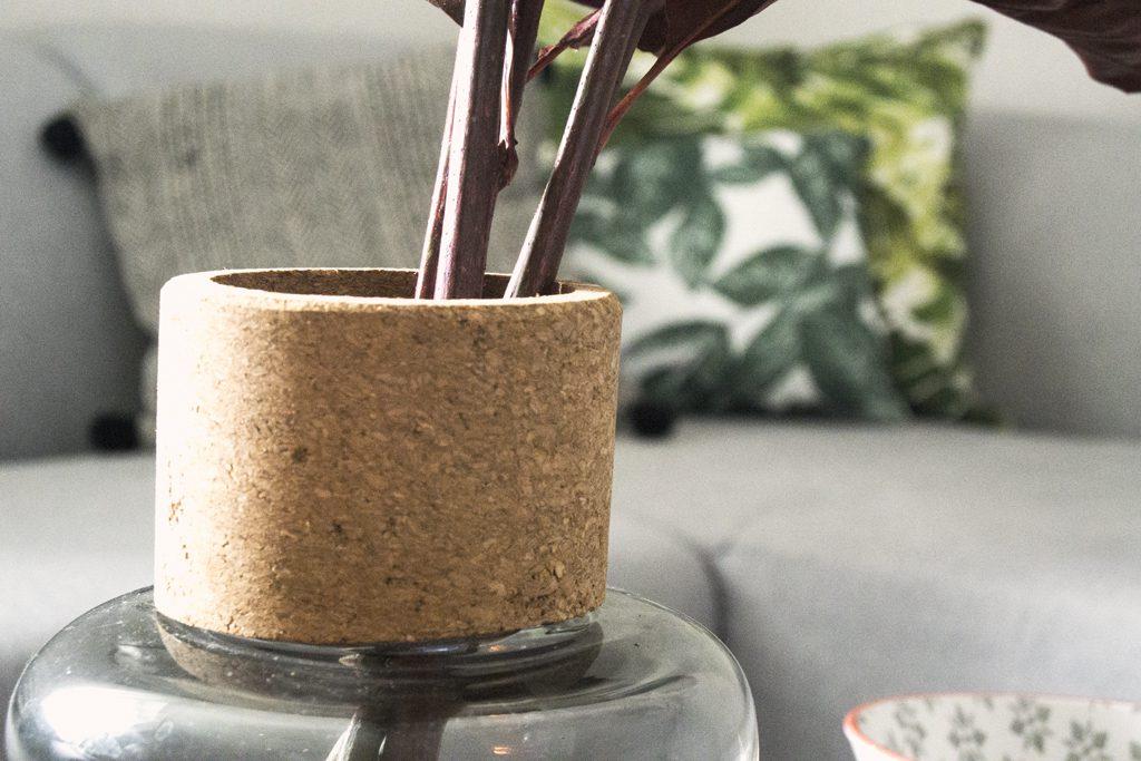 Détail du vase – Zara Home