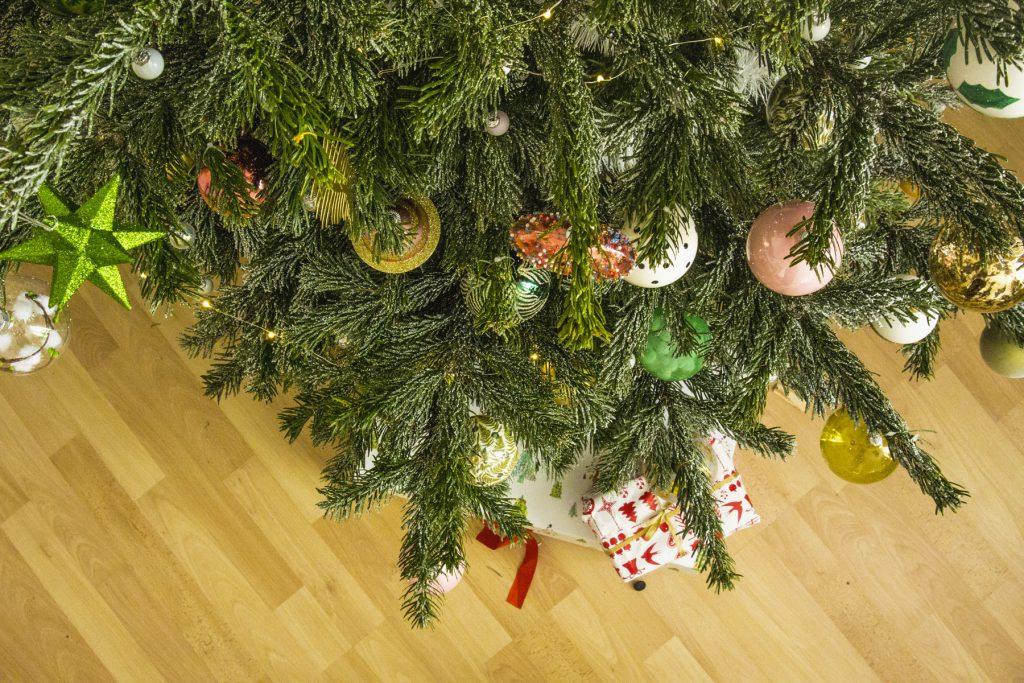 Sapin de Noël 2017