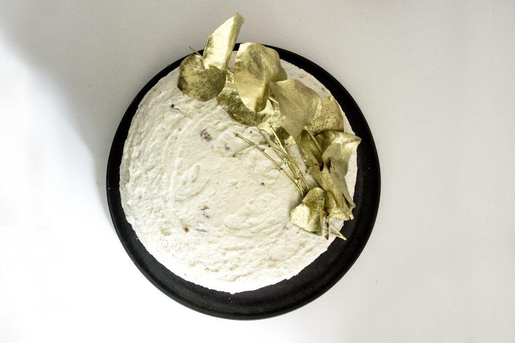Décoration sur le gâteau