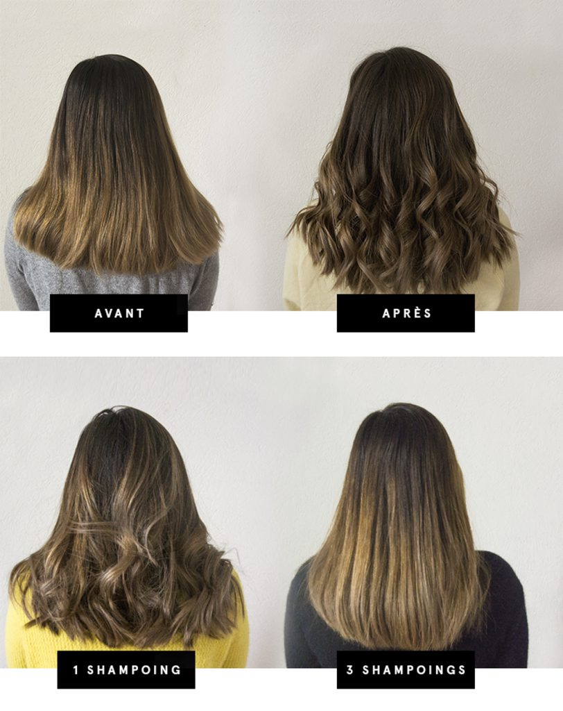 Evolution du colour refresh de Maria Nila