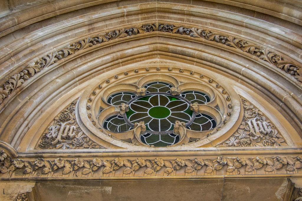 Mosaïque cathédrale Arundel