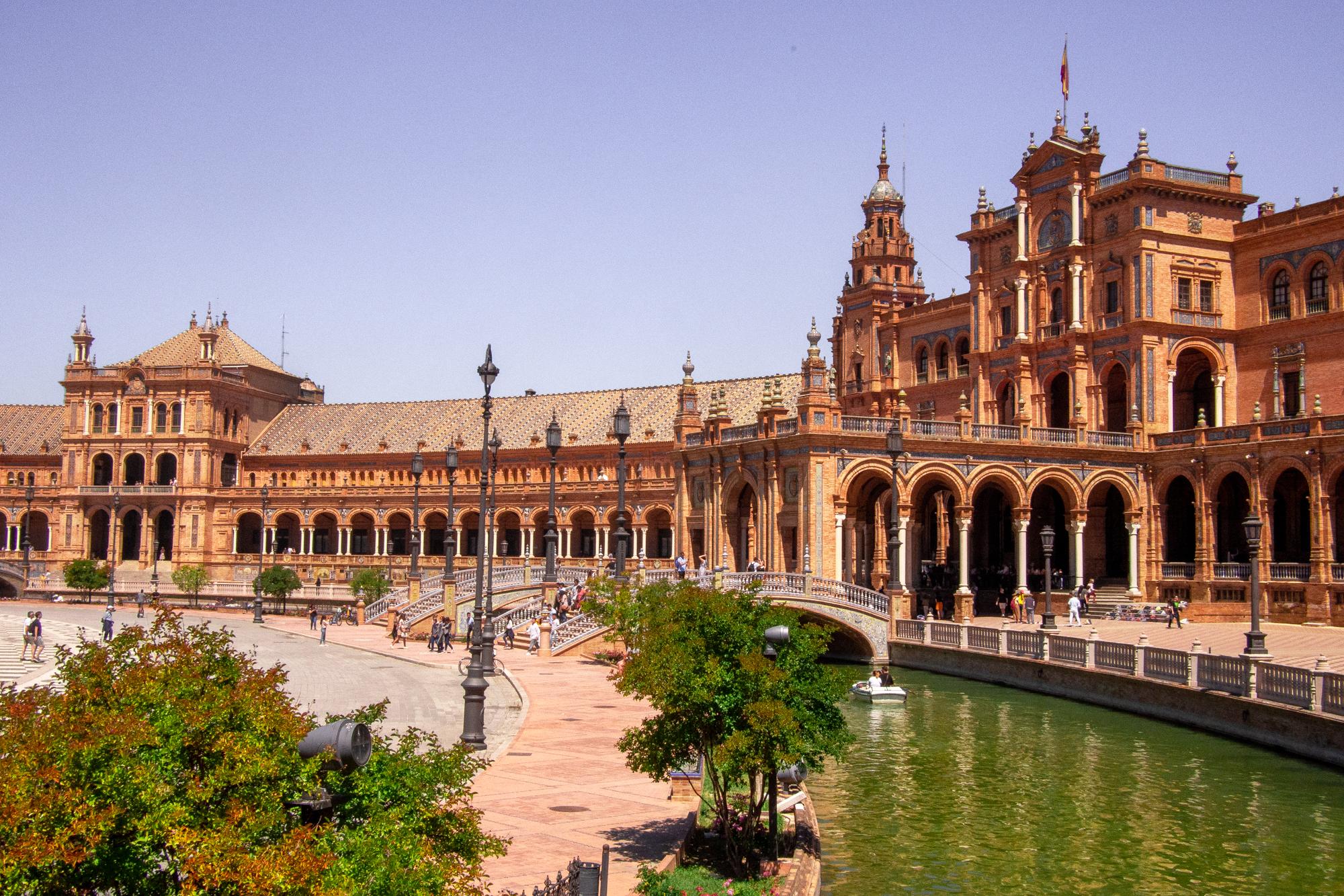 7 endroits à visiter à Séville